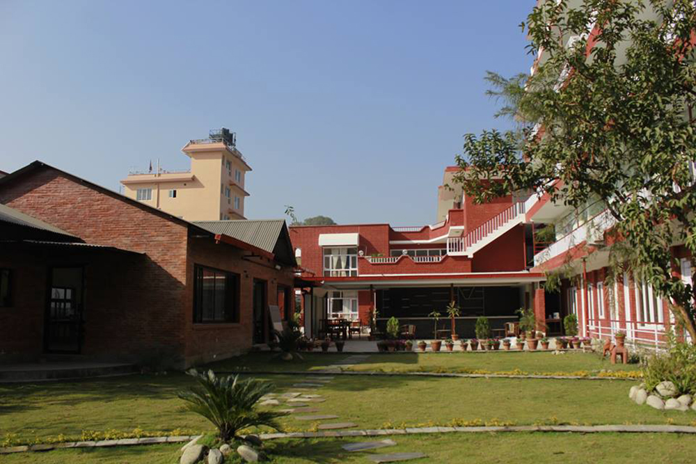 Sampada Garden Resort