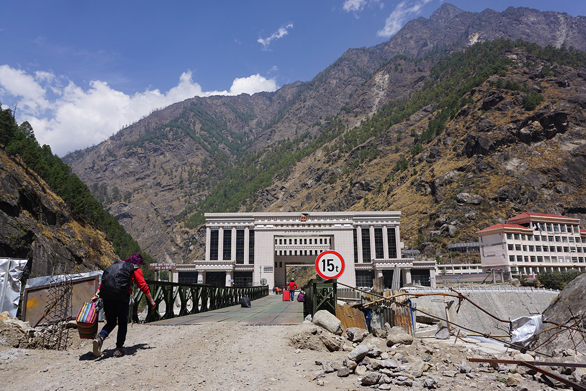 Photo of China-Nepal border point to boost trade, tourism