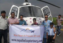 Nepal Helicopter Tours