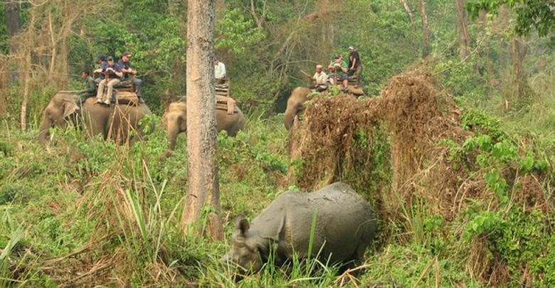 Sukla Phanta Wild Life Reserve