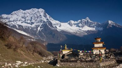 Photo of Manaslu Region