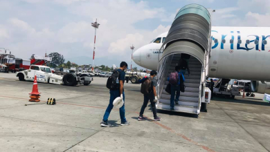 Photo of Sri Lankan Airlines evacuates 76 students from Nepal