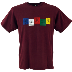 Tibet Buddhist Art T-Shirt