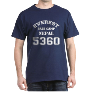 Everest Base Camp Dark T-Shirt