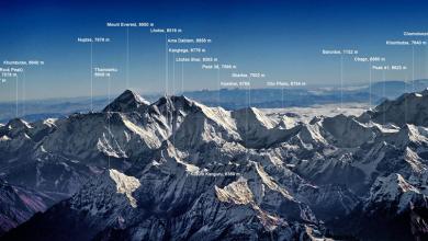 Photo of Everest Mountain Flight