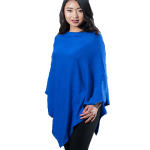 Cashmere Ponchos and Wraps