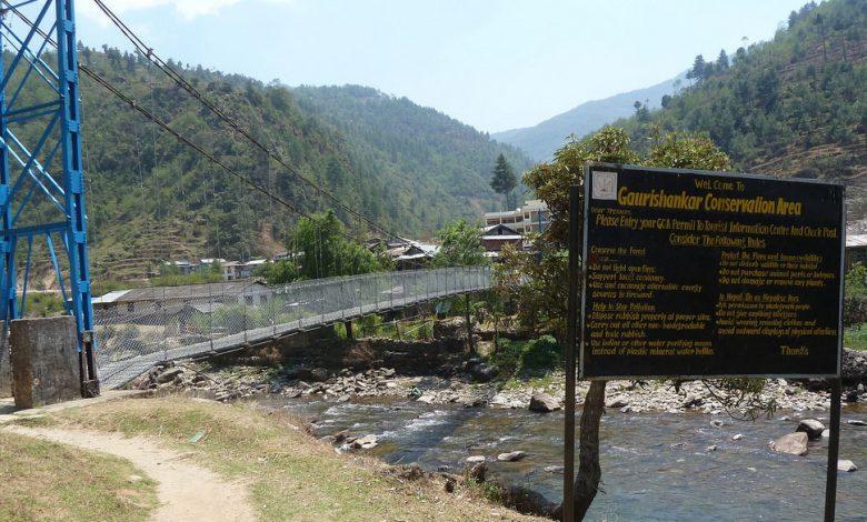 Gaurishankar Conservation Area
