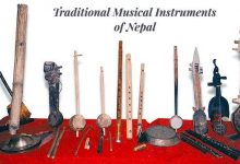 Photo of Nepali Musical Instruments