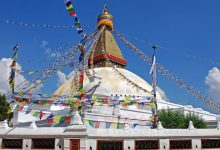 Photo of Boudhanath Stupa