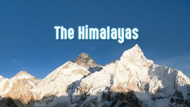 Photo of The Himalayas