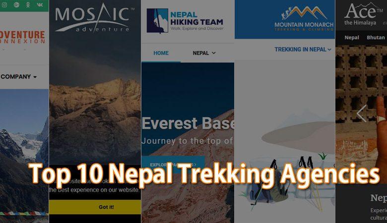 Top Nepal Trekking Companies