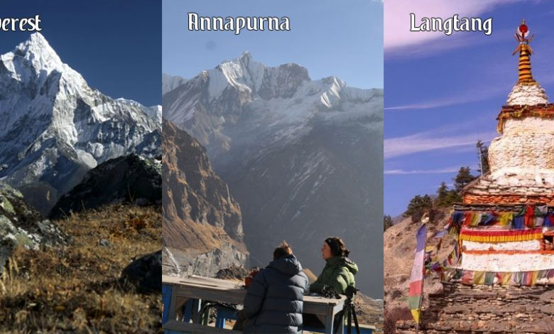 Top 10 Trekking Destinations in Nepal