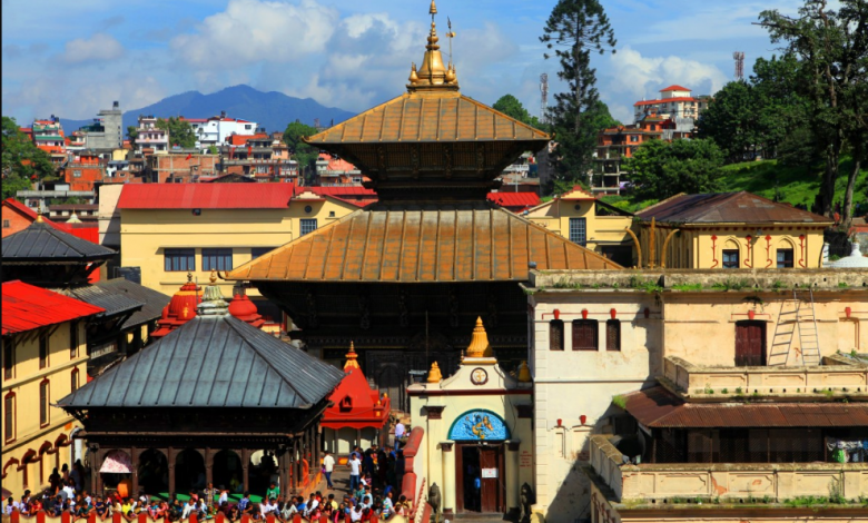 Temple of Pashupatinath