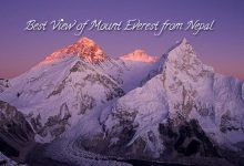 Photo of Best View of Mount Everest from Nepal
