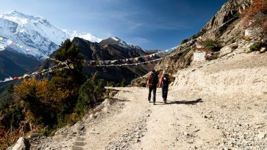 Photo of Annapurna Circuit Trek
