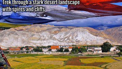 Photo of Upper Mustang Trek